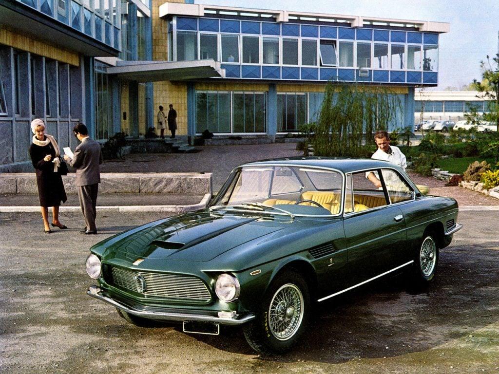 Iso Rivolta GT, el exclusivo Ferrari italo-americano