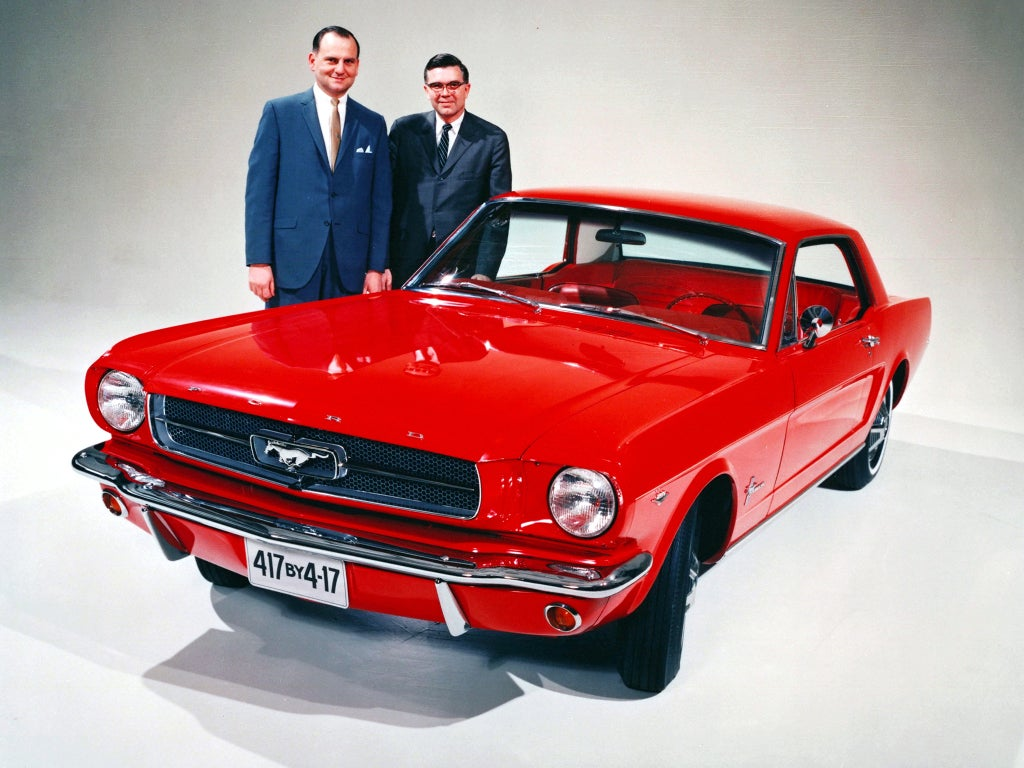 Lee Iacocca, el padre del Ford Mustang