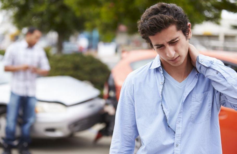 Lesioes por accidentes de tráfico más comunes.