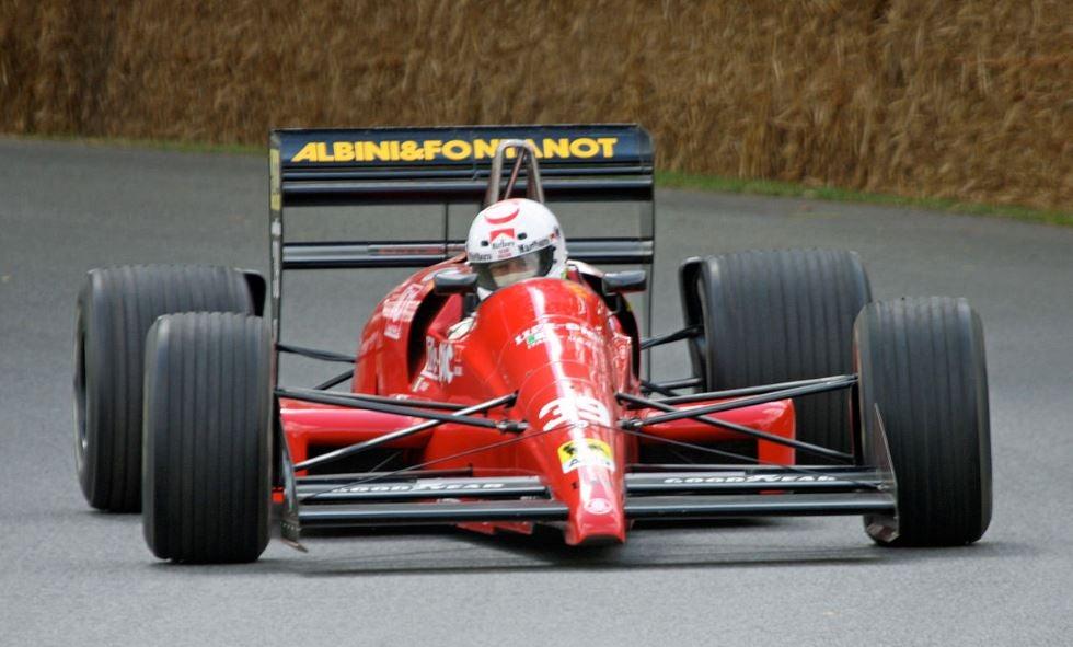 LIFE escudería de F1.