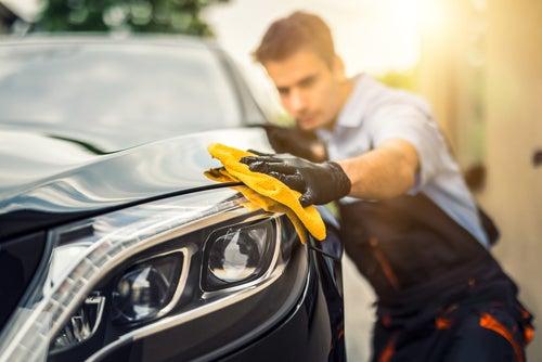 Cómo mantener intacta más tiempo la pintura de tu coche