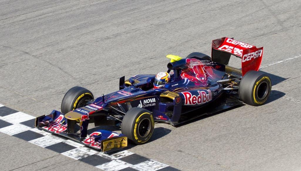 Marcas en la F1.