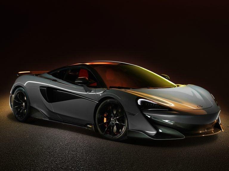 El McLaren 600LT es el nuevo deportivo de Woking enfocado a circuito
