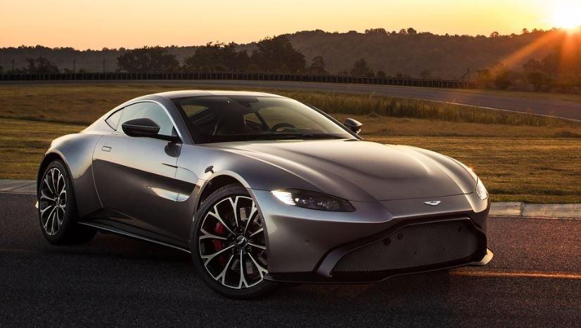 Nuevo Aston Martin Vantage.
