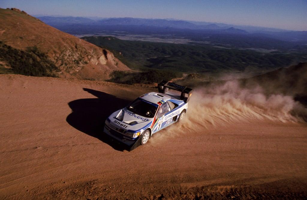 Peugeot 405 T16 Pikes Peak