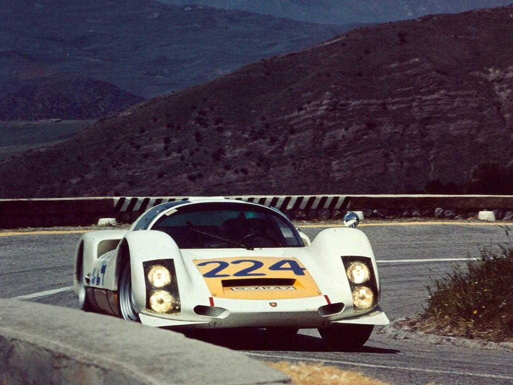 Porsche 906 Targa Florio 1966