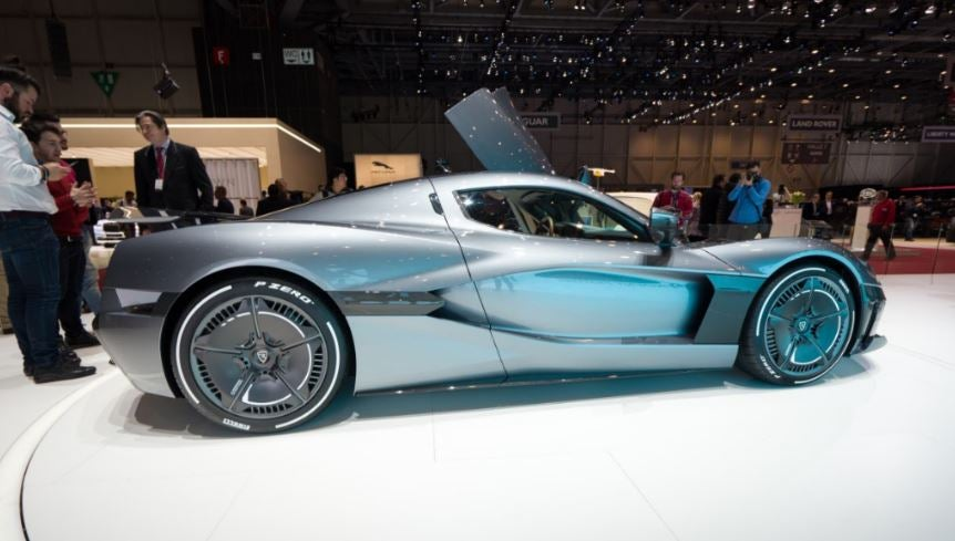 Rimac concept two.