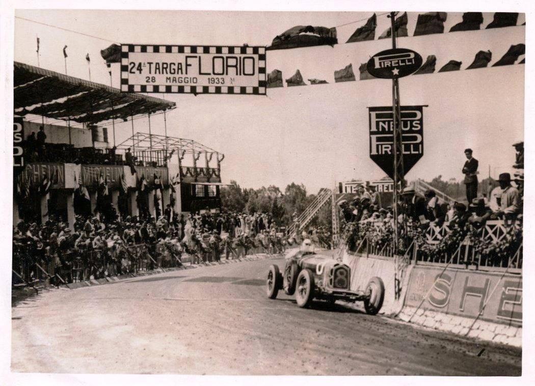 Targa Florio 1933