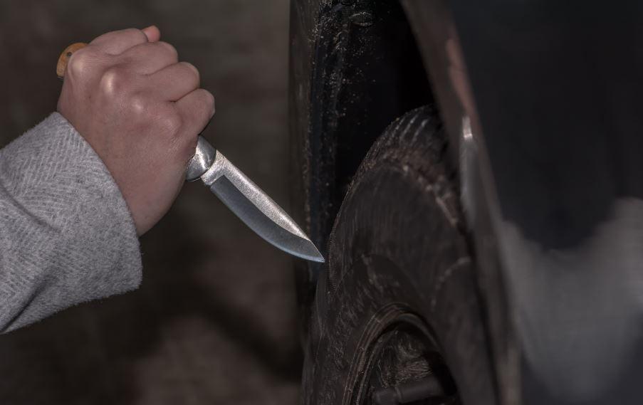 Cómo proteger tu coche de actos vandálicos
