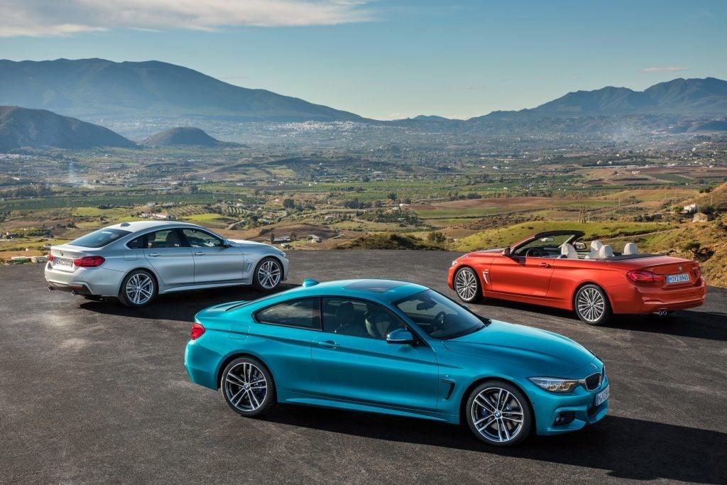 BMW Serie 4, una gran familia de deportivos