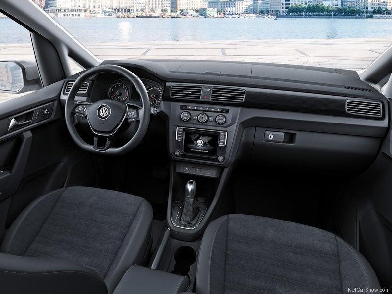 Volkswagen Caddy: interior