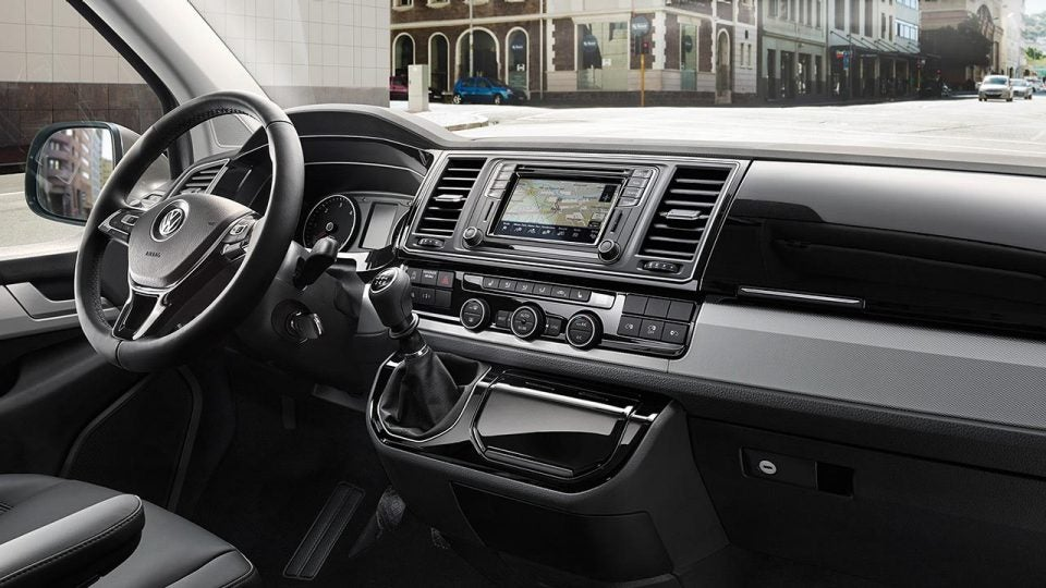 Volkswagen Carevelle: interior