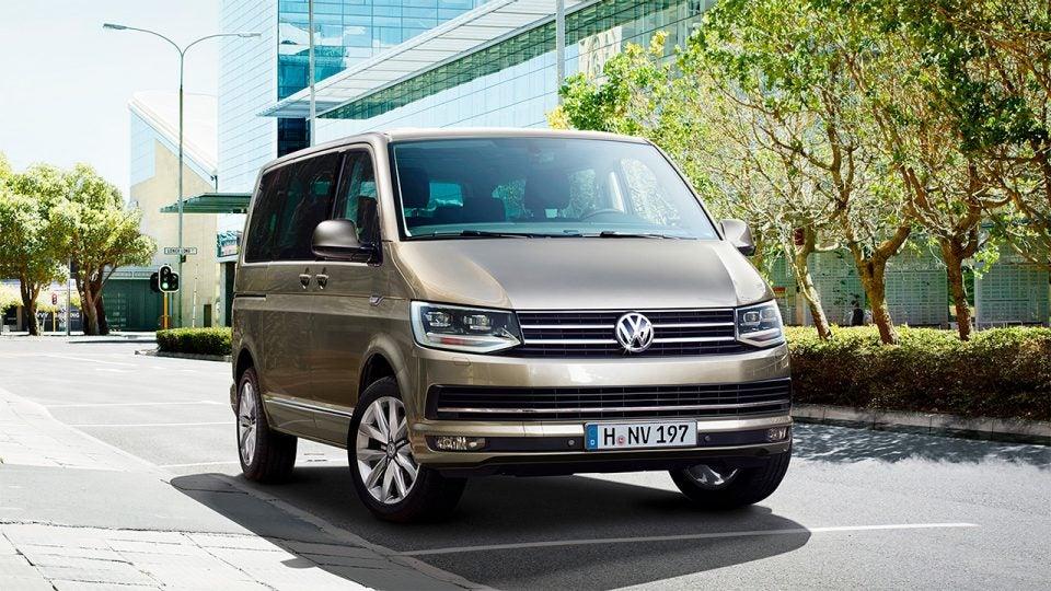 Volkswagen Carevelle, para familias con muchos hijos