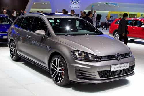 Volkswagen Golf Variant, diseñado para la familia