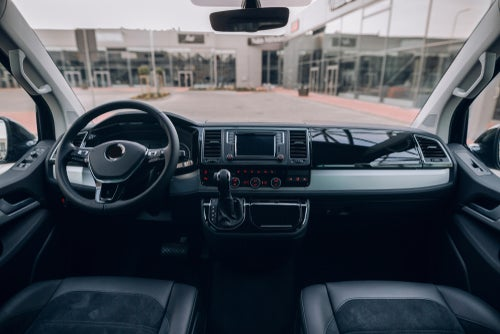 Volkswagen Multivan: interior