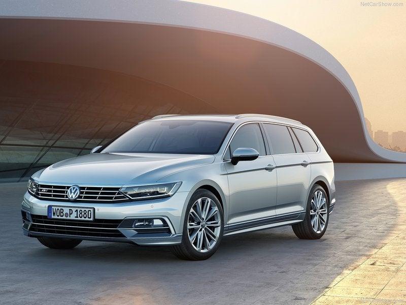 Volkswagen Passat Variant: espacio para todo