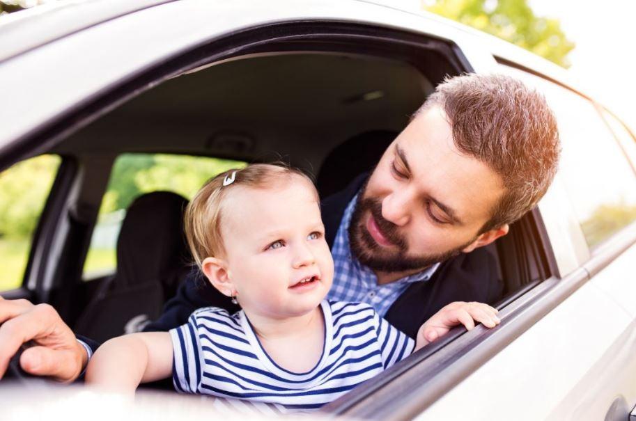 Voy a ser padre, ¿qué coche me compro?