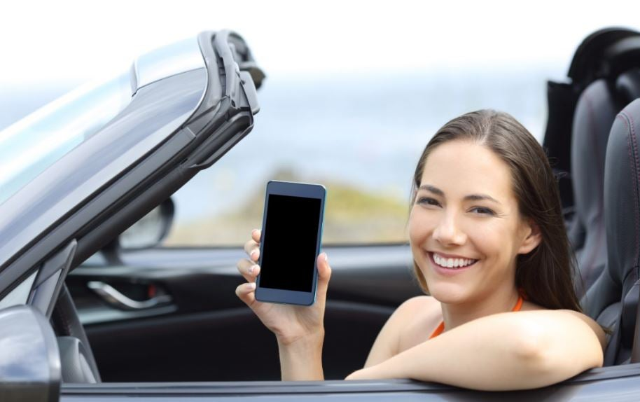 Aplicación para alquilar tu coche