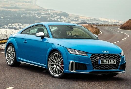 El Audi TT se actualiza para seguir siendo el favorito del segmento
