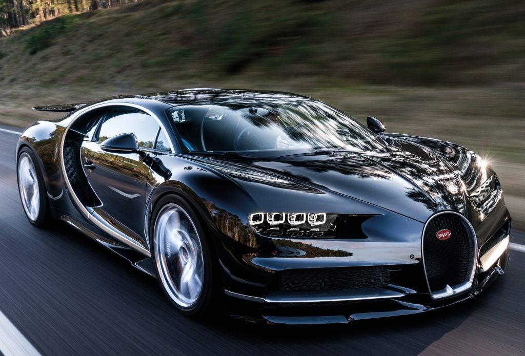Descubre la ingeniería que hay detrás del Bugatti Chiron