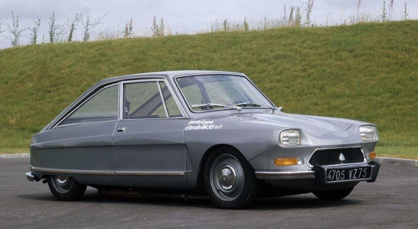 Citroën M35.