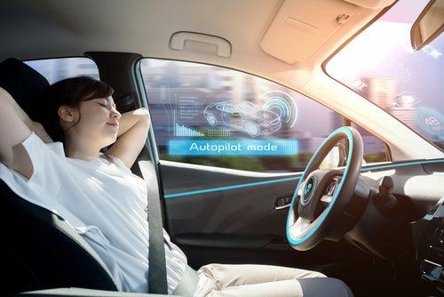 La innovación de los coches autónomos
