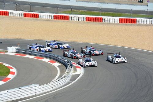 Cómo evitar accidentes en Nürburgring