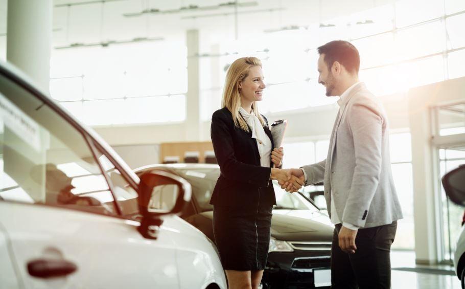 El proceso para comprar un coche