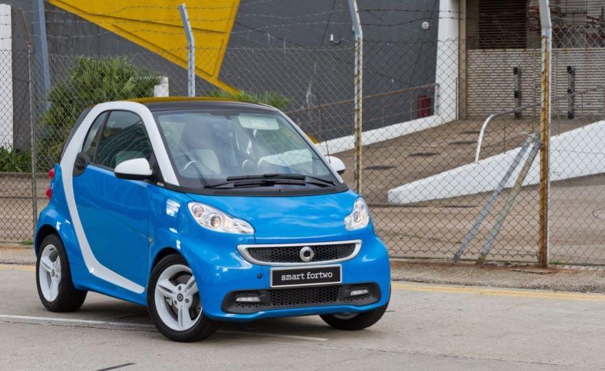 ¿Es más fácil conducir un coche pequeño?