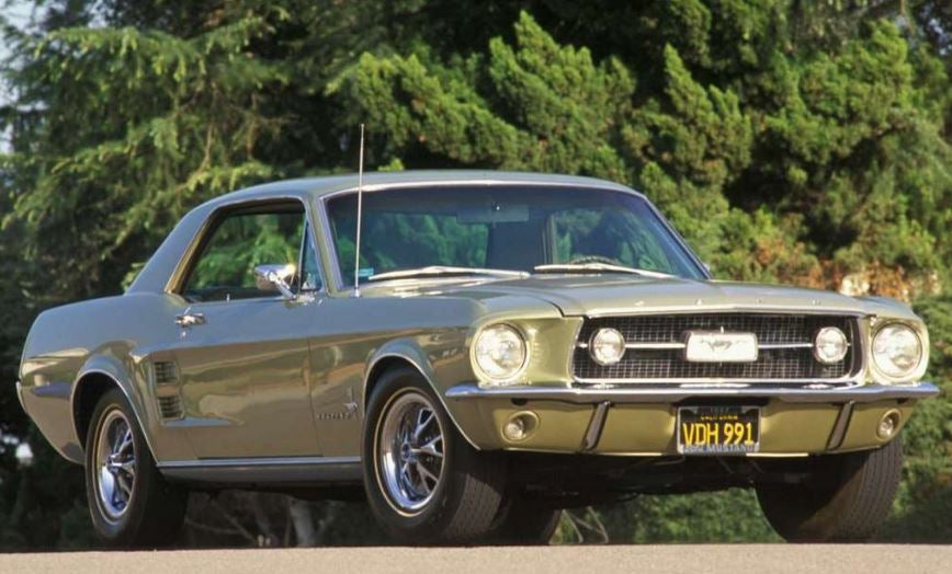 Ford Mustang 1967.
