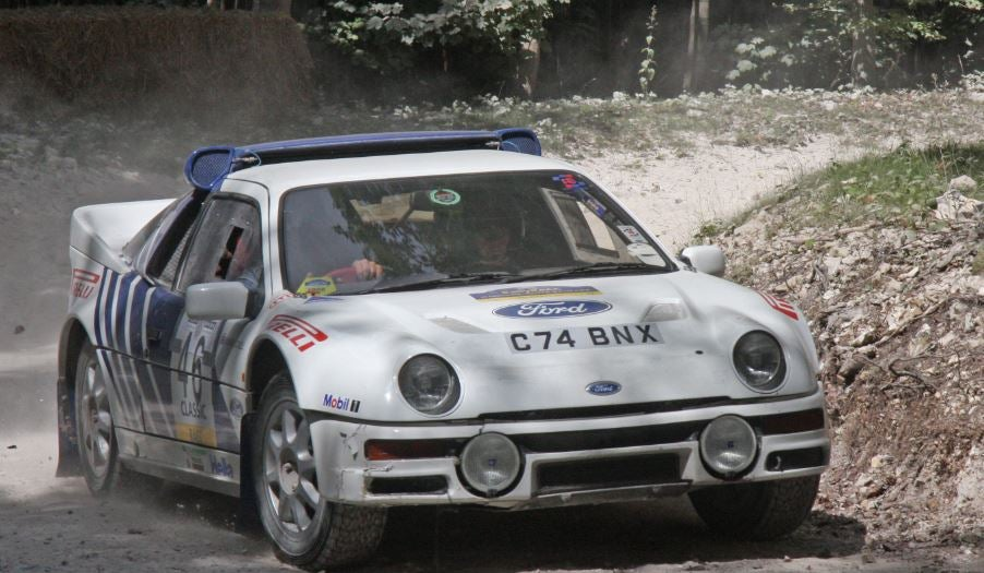 Ford RS 200 Grupo B