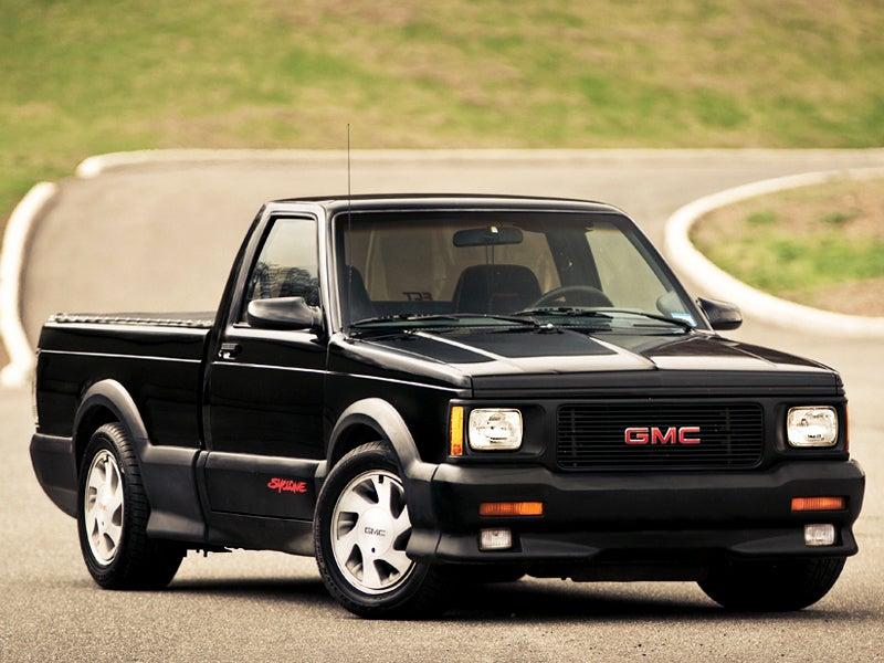 GMC Syclone, la precursora de las pick-up de alto rendimiento