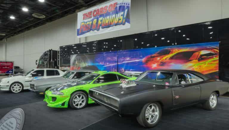 Los coches de la saga Fast and Furious
