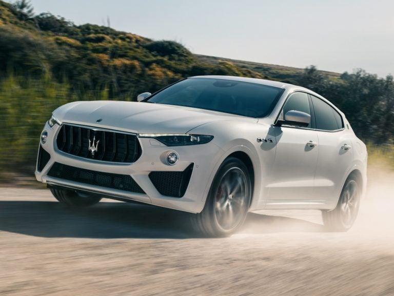 Maserati Levante GTS, un escalón más que completa la gama