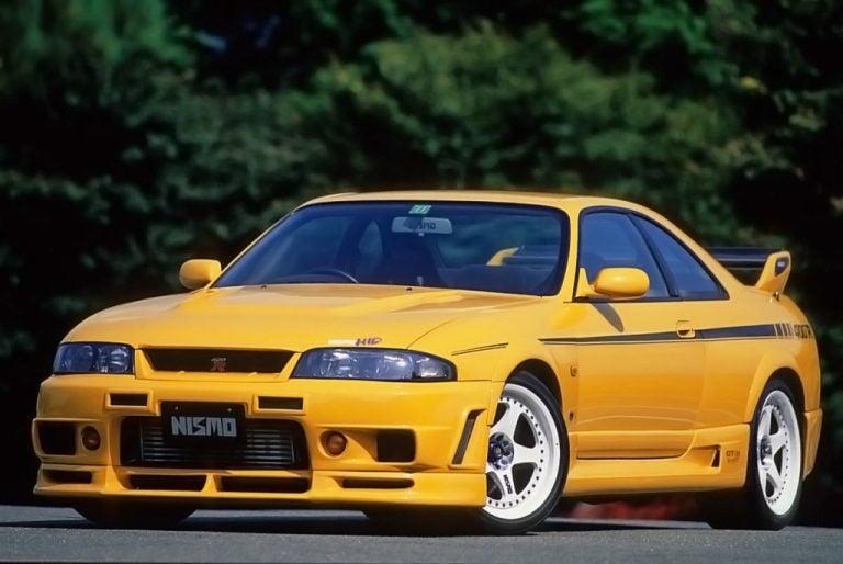 Nissan Skyline GT-R R33 Nismo 400R, el Skyline definitivo