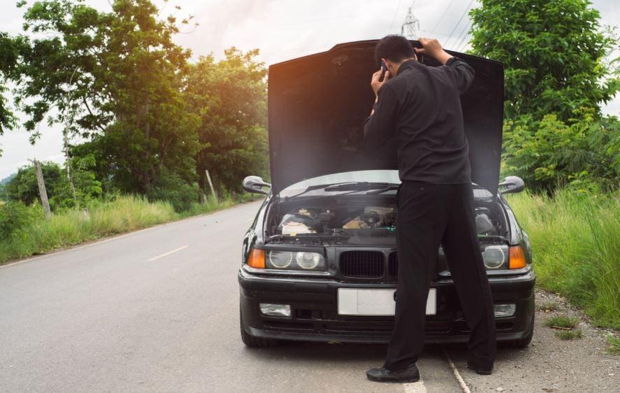 Qué hacer si el coche se calienta