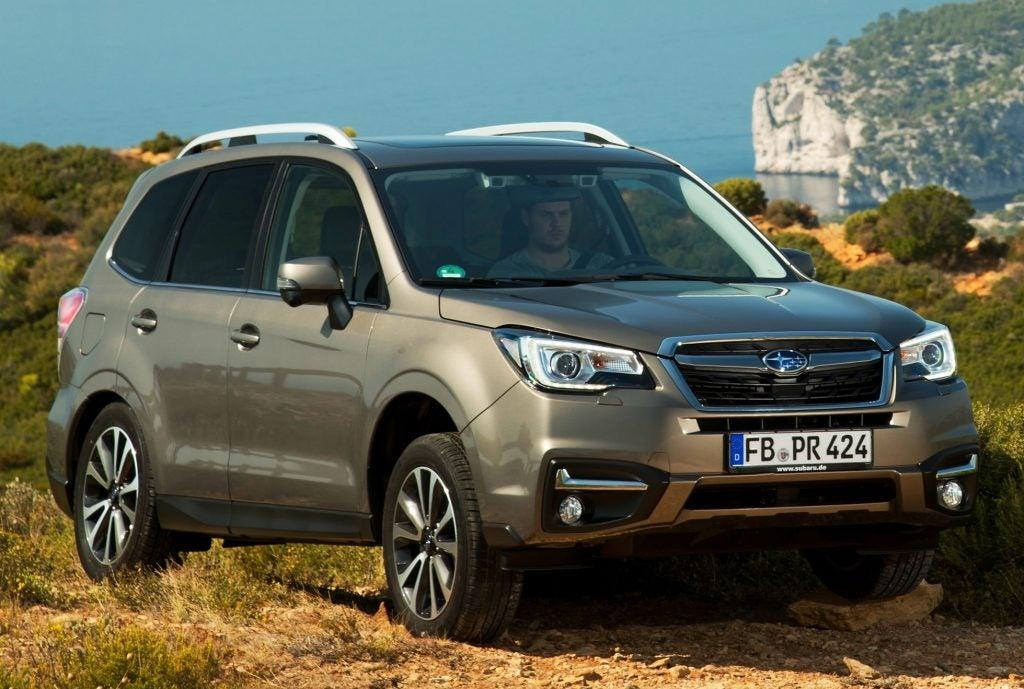 Subaru Forester, la visión más práctica de Subaru llega en formato SUV
