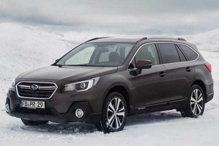 Subaru Outback, un crossover con todas las de la ley