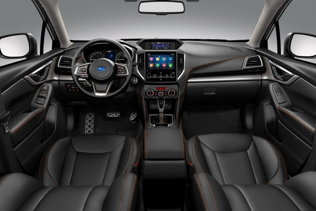 Subaru XV: interior