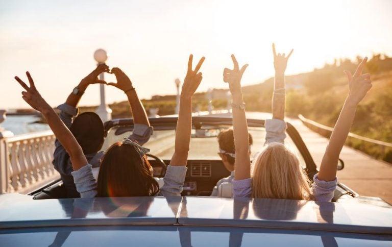 Ventajas y desventajas de hacer un viaje largo en coche