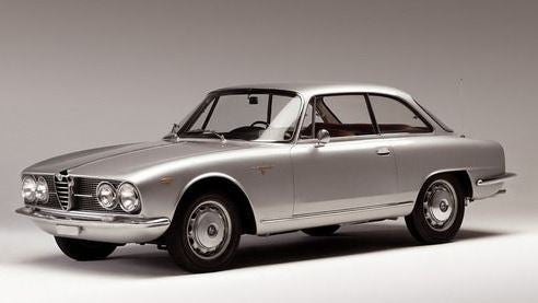 Alfa Romeo 2600.