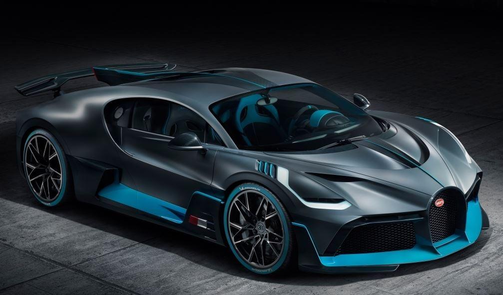 Bugatti Divo, extremo, diferente y preparado para competir con la élite