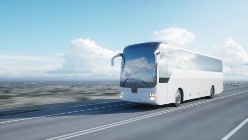China, pionera en la fabricación de buses autónomos