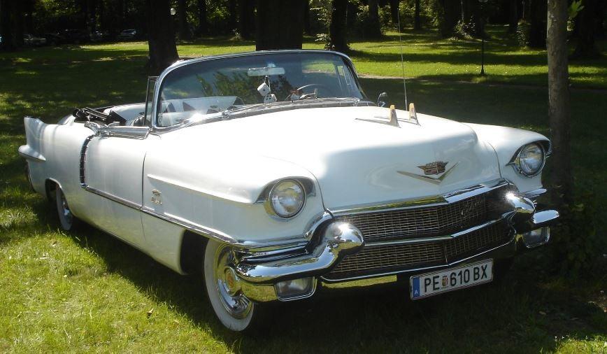 Cadillac Eldorado de 1953.