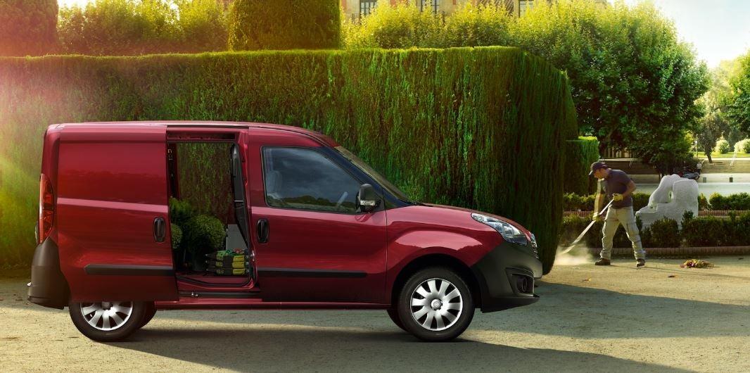Características del Opel Combo Cargo.