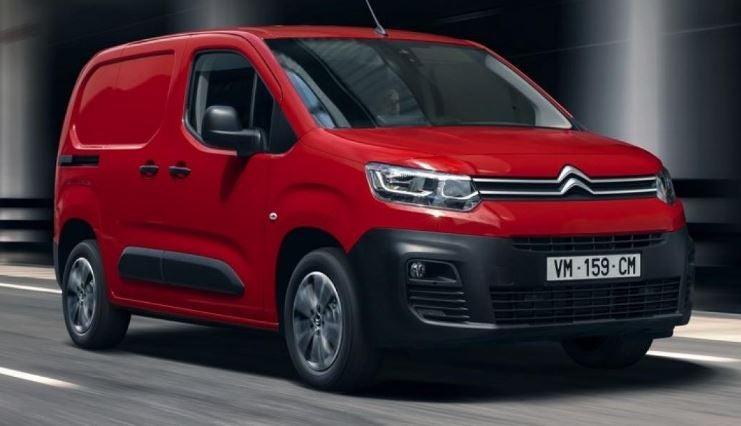 Citroën Berlingo Van 2018