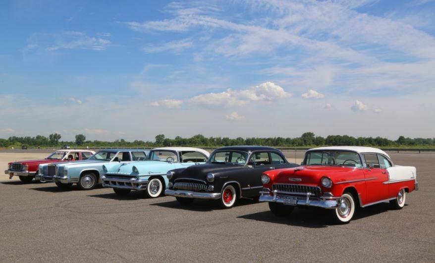 Los coches clásicos americanos más emblemáticos