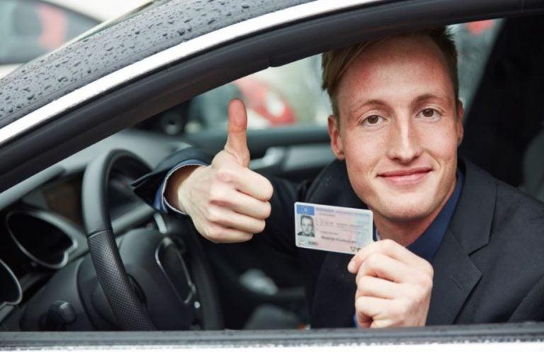 ¿Cuándo se dan los 15 puntos del carnet de conducir?