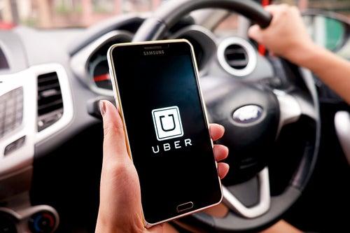 Diferencias entre Uber y taxi