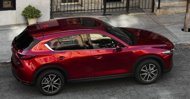 Diseño del Mazda CX5 2018.